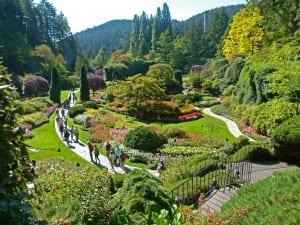 cutler - buchart gardens