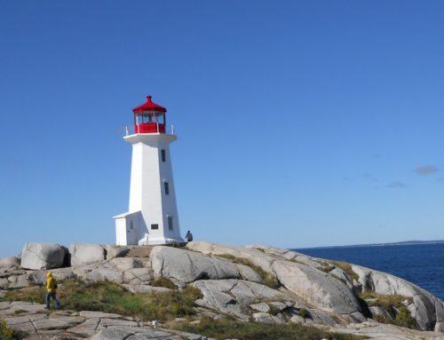 Nova Scotia and Niagara Falls by Joanna Bradley (video clip)