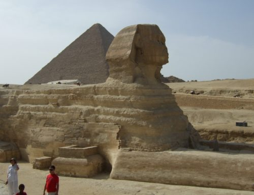 Egypt – one of the World's Greatest Treasures
