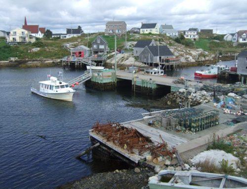 D'ye ken Nova Scotia? Och aye – I do! by Gabriele Scholes