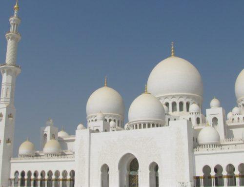 Abu Dhabi Delights!