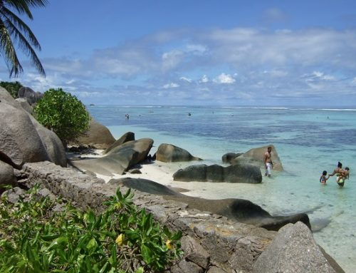 Coco de Mer or Coco Chanel ….? The Seychelles and Dubai – heady delights! By Gabriele Scholes