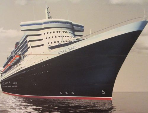 Moods and Memories of the Queen Mary 2!