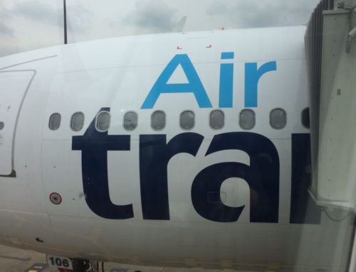 Air Transat to Canada … by Paul Oldfield