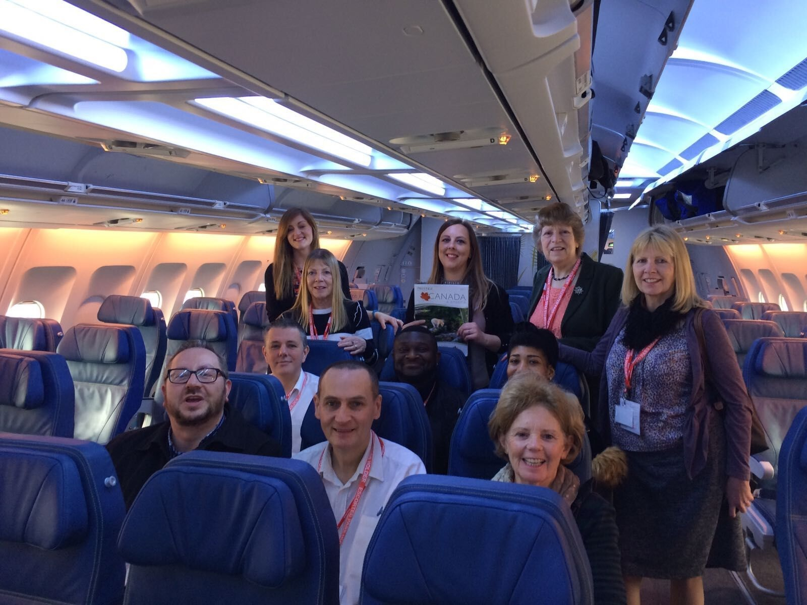 Air Transat To Canada Hallmark Travel