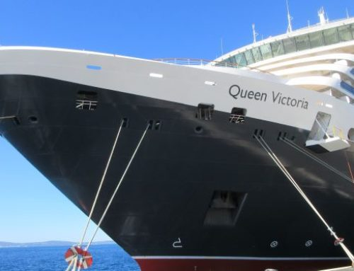 Let's Cruise The Med – in Queen Victoria Style!